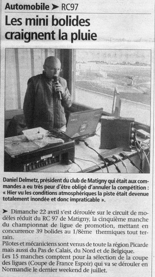 Journal de Ham 3 mai 2012