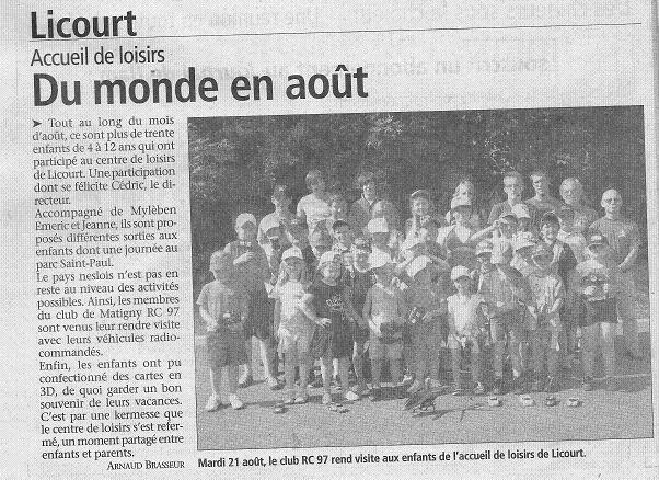 Licourt 21 aot 2012