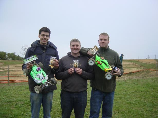 les 3 finalistes