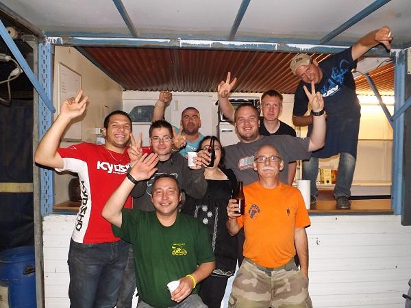 WE Club TT 2014